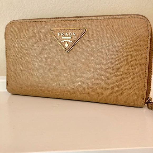 Prada Handbags - PRADA WALLET %100 Authentic